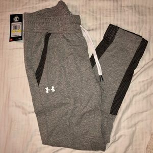 *New* Under Armour Loose Fleece Leggings